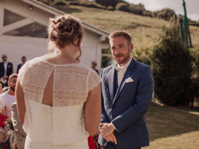 La boda de Daniel y Delphine en Quejana, Álava 66