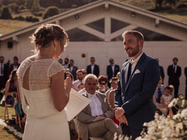 La boda de Daniel y Delphine en Quejana, Álava 1