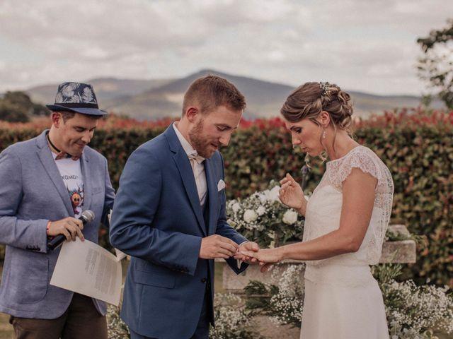 La boda de Daniel y Delphine en Quejana, Álava 67