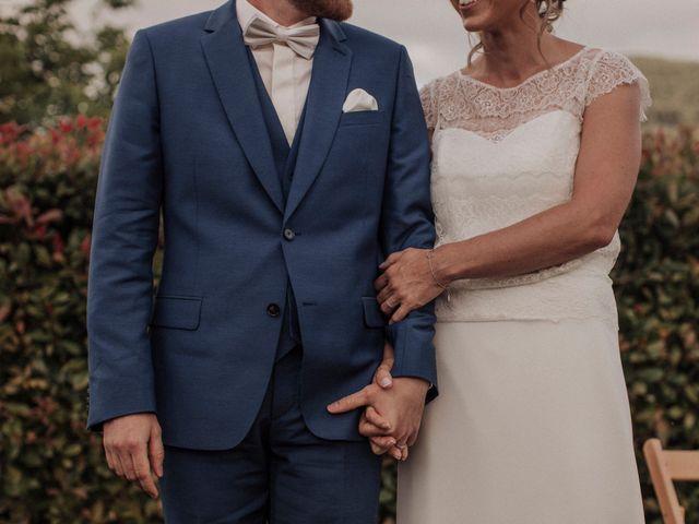 La boda de Daniel y Delphine en Quejana, Álava 70