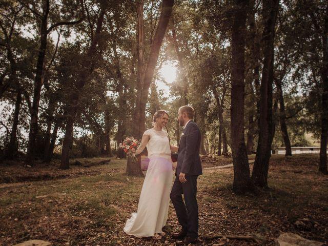 La boda de Daniel y Delphine en Quejana, Álava 81