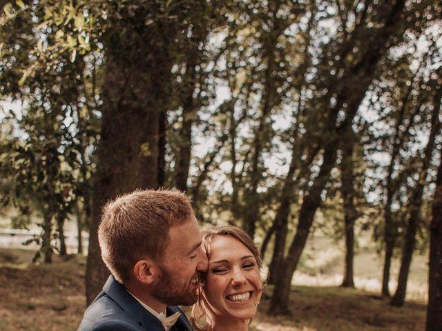 La boda de Daniel y Delphine en Quejana, Álava 82