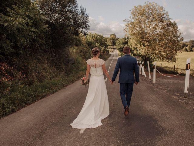 La boda de Daniel y Delphine en Quejana, Álava 84