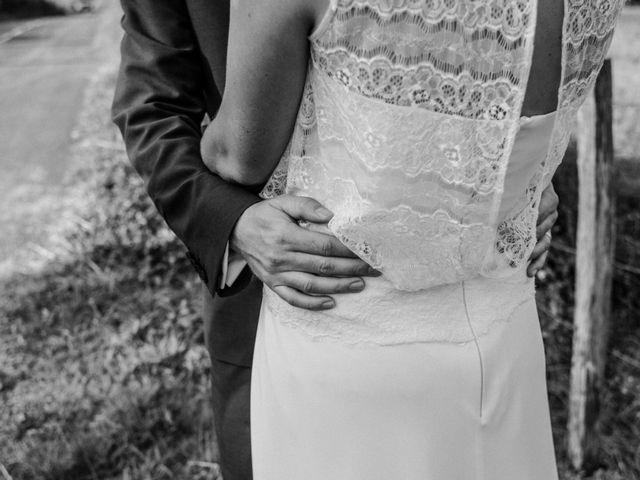 La boda de Daniel y Delphine en Quejana, Álava 86