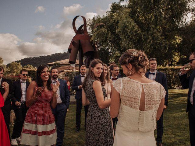 La boda de Daniel y Delphine en Quejana, Álava 94