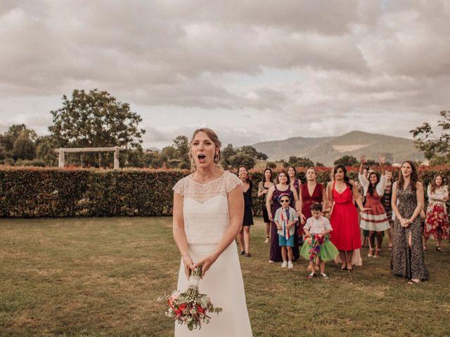La boda de Daniel y Delphine en Quejana, Álava 95