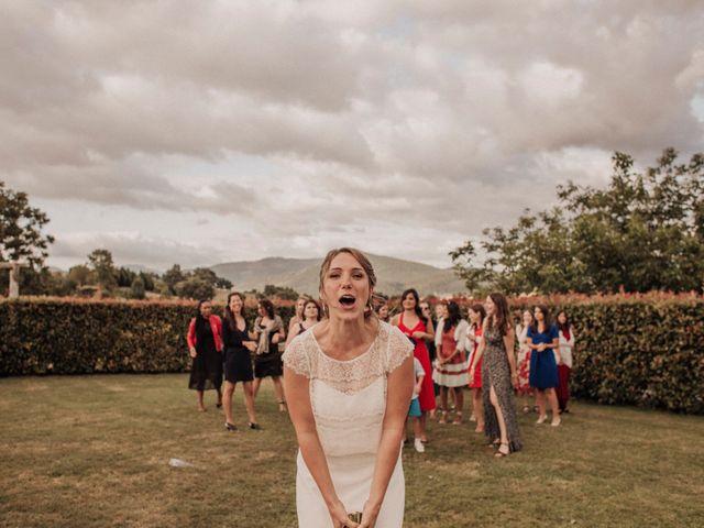 La boda de Daniel y Delphine en Quejana, Álava 98