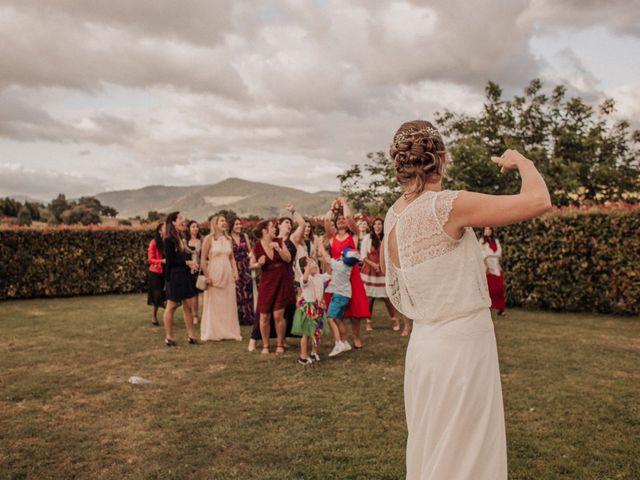 La boda de Daniel y Delphine en Quejana, Álava 99
