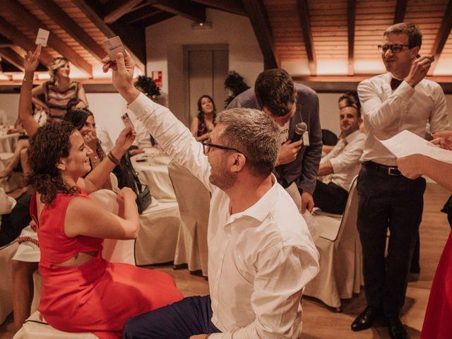 La boda de Daniel y Delphine en Quejana, Álava 105