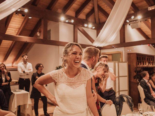 La boda de Daniel y Delphine en Quejana, Álava 106