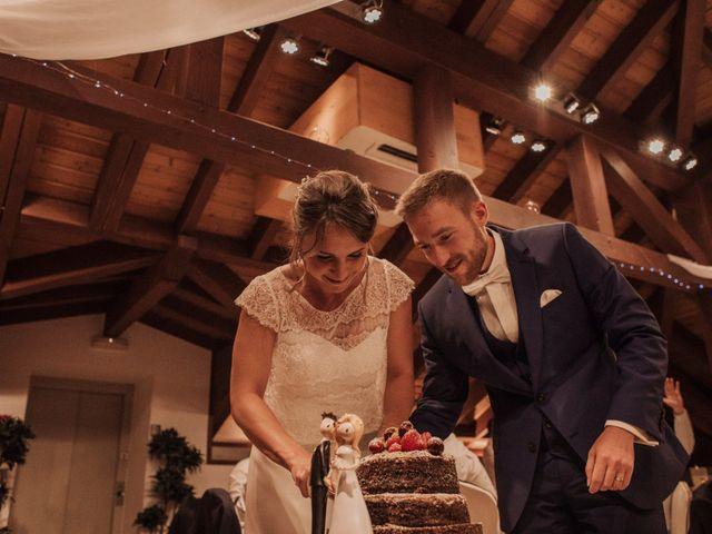 La boda de Daniel y Delphine en Quejana, Álava 109