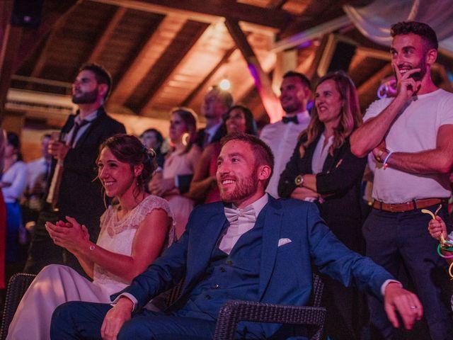 La boda de Daniel y Delphine en Quejana, Álava 112