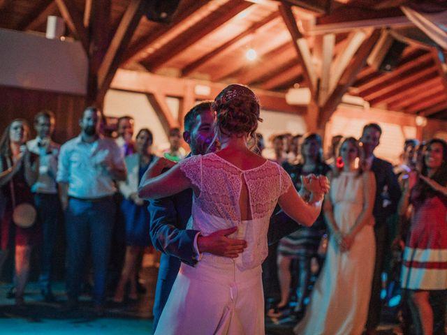 La boda de Daniel y Delphine en Quejana, Álava 115