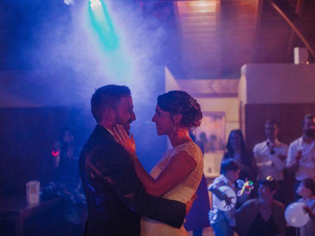 La boda de Daniel y Delphine en Quejana, Álava 117