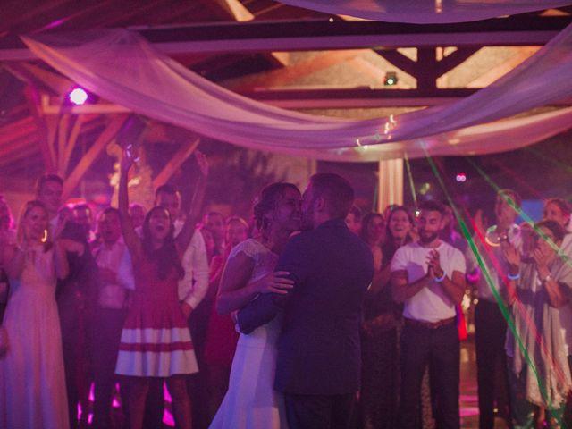 La boda de Daniel y Delphine en Quejana, Álava 118