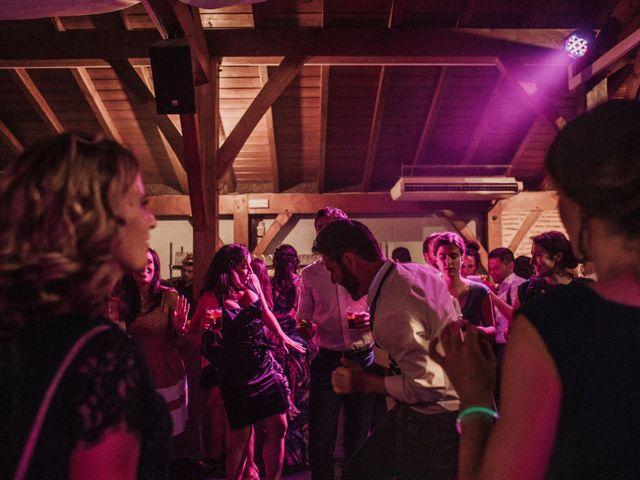 La boda de Daniel y Delphine en Quejana, Álava 119