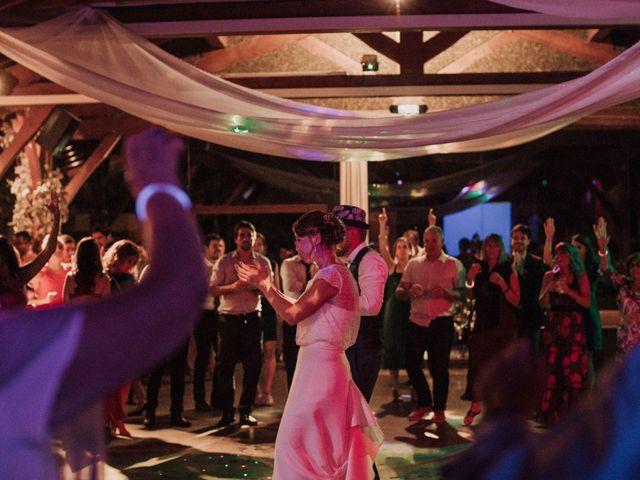 La boda de Daniel y Delphine en Quejana, Álava 120