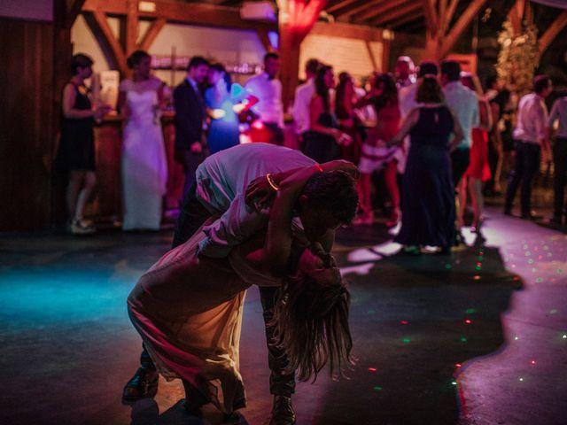 La boda de Daniel y Delphine en Quejana, Álava 126