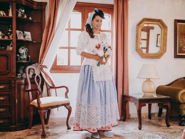 La boda de Alby y Candy en Arucas, Las Palmas 11