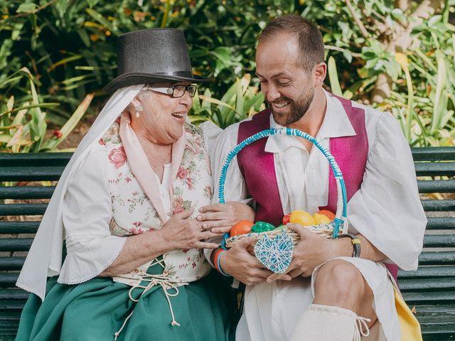 La boda de Alby y Candy en Arucas, Las Palmas 16