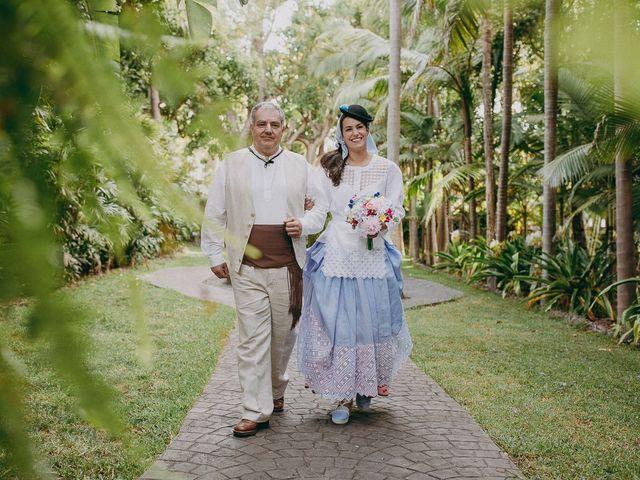 La boda de Alby y Candy en Arucas, Las Palmas 17