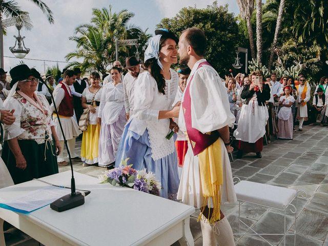 La boda de Alby y Candy en Arucas, Las Palmas 19