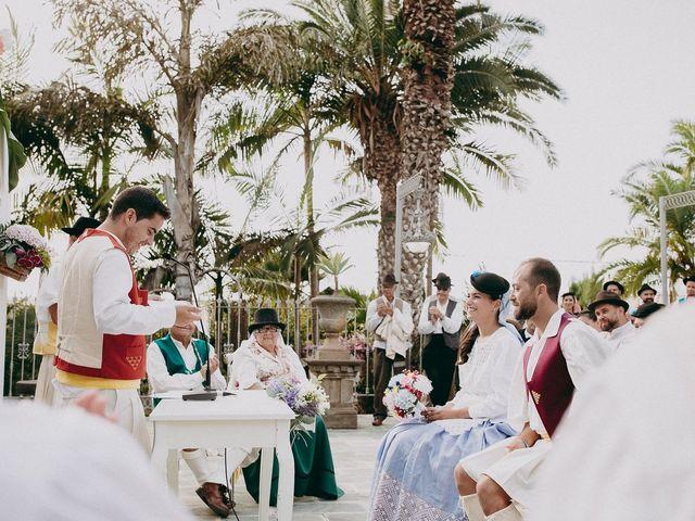 La boda de Alby y Candy en Arucas, Las Palmas 21