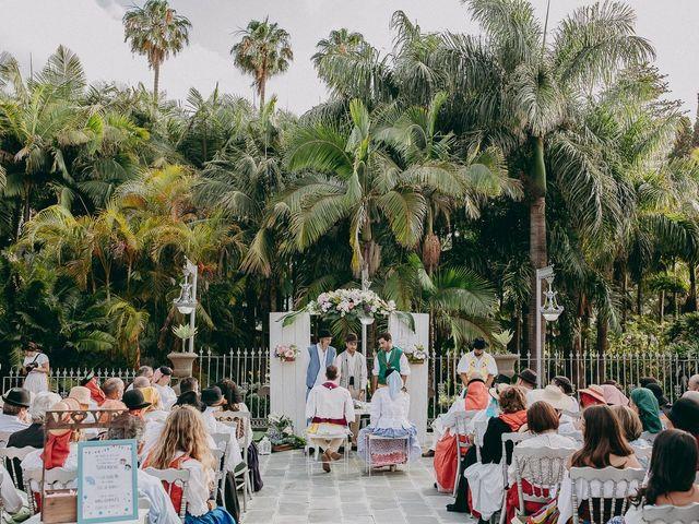 La boda de Alby y Candy en Arucas, Las Palmas 24