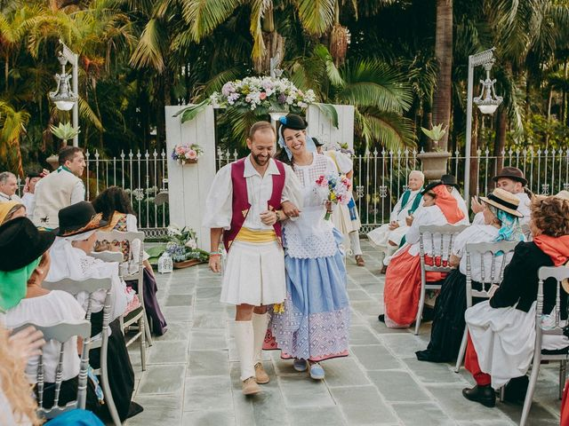 La boda de Alby y Candy en Arucas, Las Palmas 26