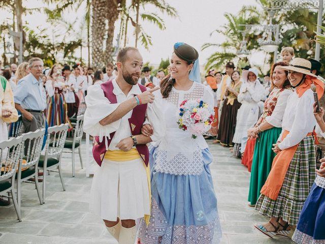 La boda de Alby y Candy en Arucas, Las Palmas 27