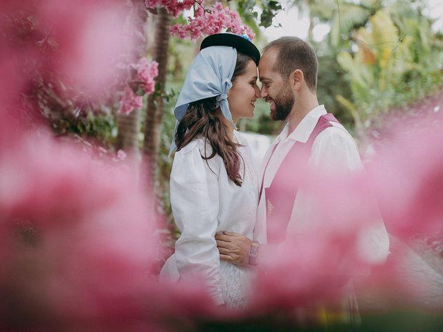 La boda de Alby y Candy en Arucas, Las Palmas 30