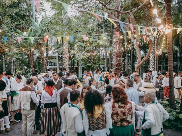 La boda de Alby y Candy en Arucas, Las Palmas 31