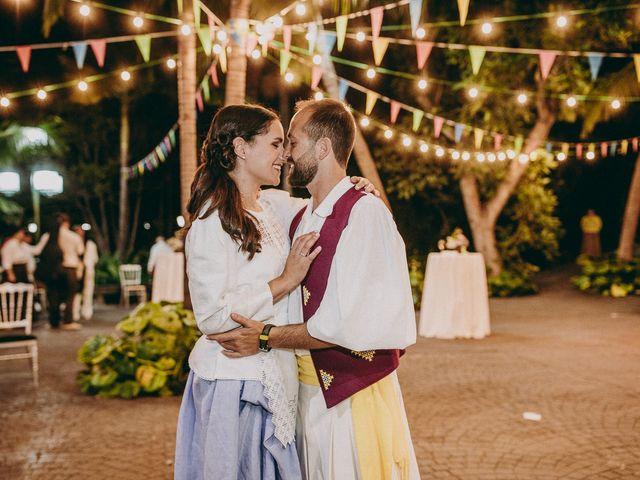 La boda de Alby y Candy en Arucas, Las Palmas 35