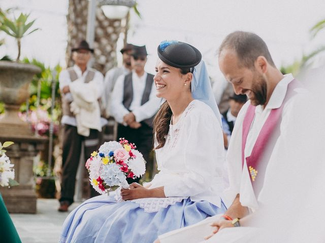 La boda de Alby y Candy en Arucas, Las Palmas 20