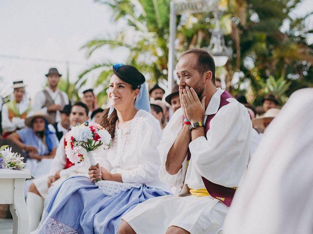 La boda de Alby y Candy en Arucas, Las Palmas 23