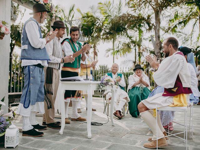 La boda de Alby y Candy en Arucas, Las Palmas 25