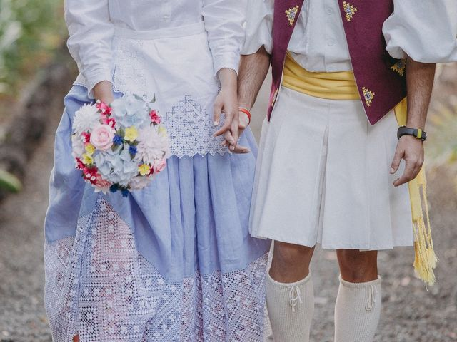 La boda de Alby y Candy en Arucas, Las Palmas 29