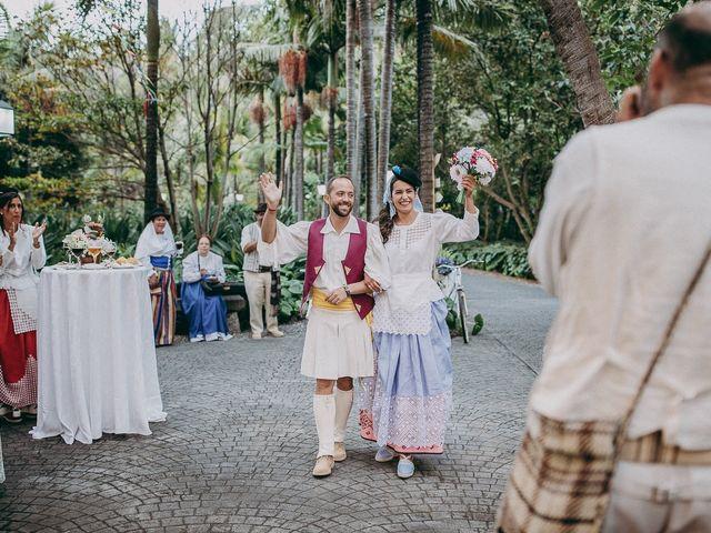 La boda de Alby y Candy en Arucas, Las Palmas 32