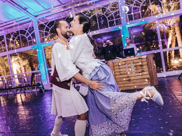 La boda de Alby y Candy en Arucas, Las Palmas 38