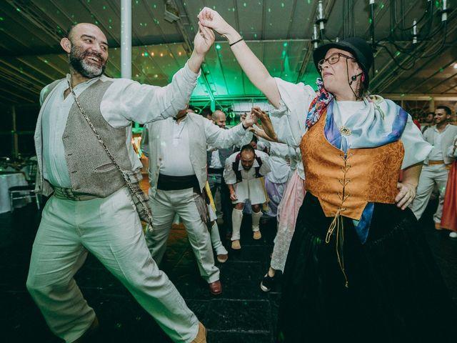 La boda de Alby y Candy en Arucas, Las Palmas 40