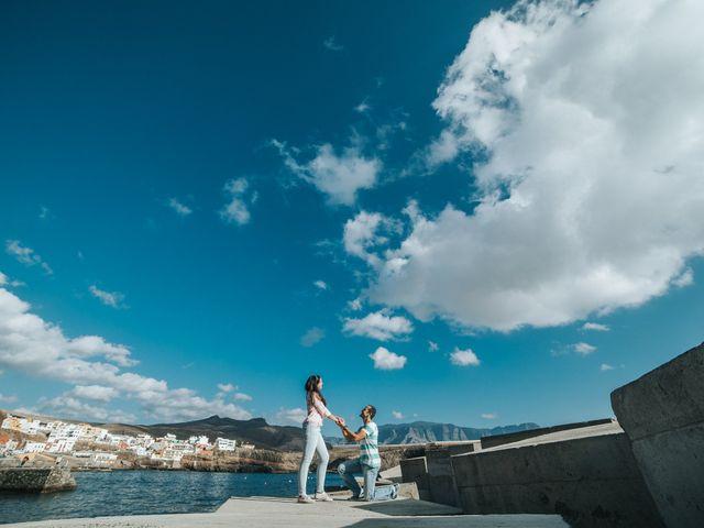 La boda de Alby y Candy en Arucas, Las Palmas 44