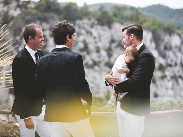 La boda de Daniel y Jossie en Cala De San Vicente Ibiza, Islas Baleares 4