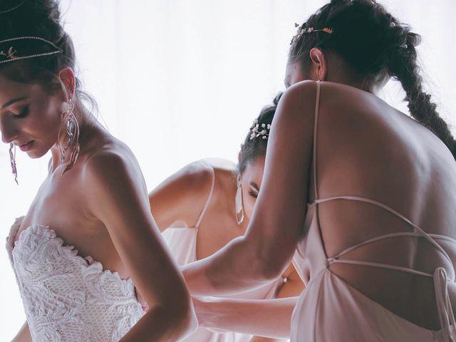 La boda de Daniel y Jossie en Cala De San Vicente Ibiza, Islas Baleares 7