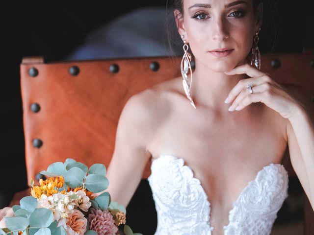 La boda de Daniel y Jossie en Cala De San Vicente Ibiza, Islas Baleares 11