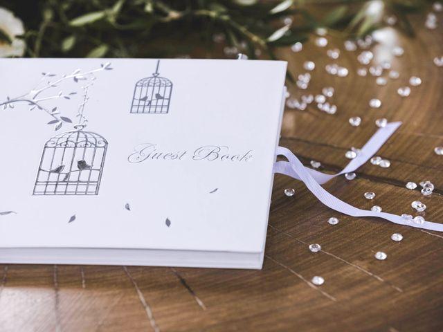 La boda de Daniel y Jossie en Cala De San Vicente Ibiza, Islas Baleares 17