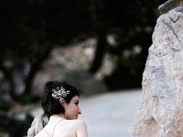 La boda de Daniel y Jossie en Cala De San Vicente Ibiza, Islas Baleares 20