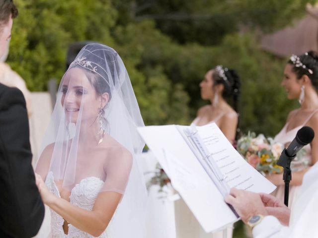La boda de Daniel y Jossie en Cala De San Vicente Ibiza, Islas Baleares 23