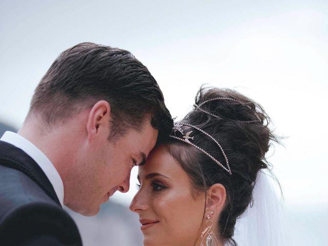 La boda de Daniel y Jossie en Cala De San Vicente Ibiza, Islas Baleares 29
