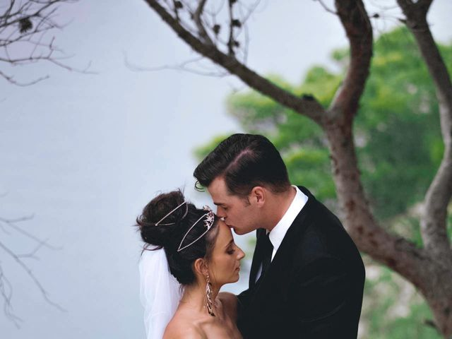 La boda de Daniel y Jossie en Cala De San Vicente Ibiza, Islas Baleares 30