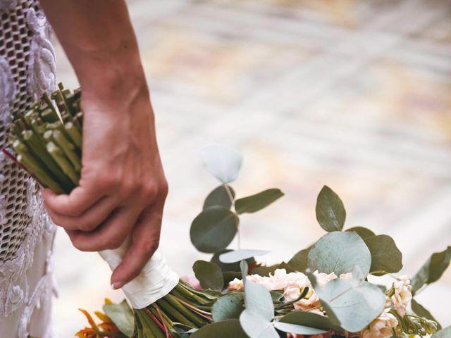La boda de Daniel y Jossie en Cala De San Vicente Ibiza, Islas Baleares 31